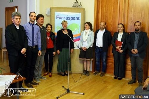 Megkezdte működését a Forráspont Lelkigondozó Szolgálat Szegeden